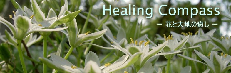 ヒーリング コンパス - Healing Compass - 花と大地の癒し